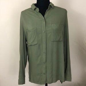 "H&M ""divided"" Button Down Shirt"